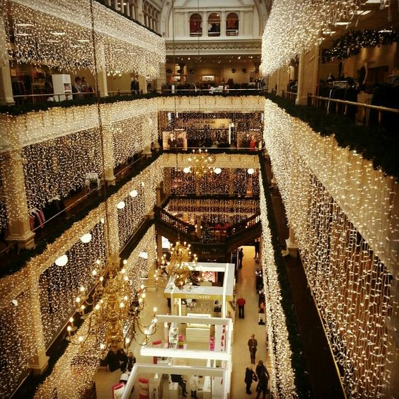 House of fraser department store glasgow scotland for Housse of frazer