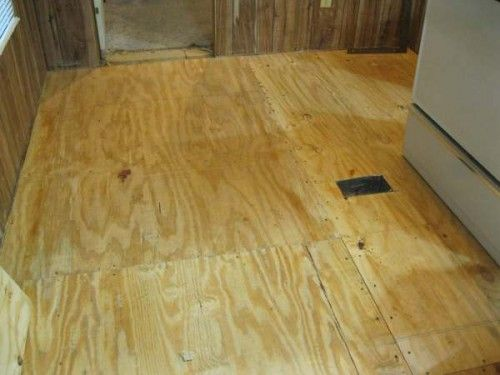 How To Replace Subflooring In A Mobile Home Mobile Home Living
