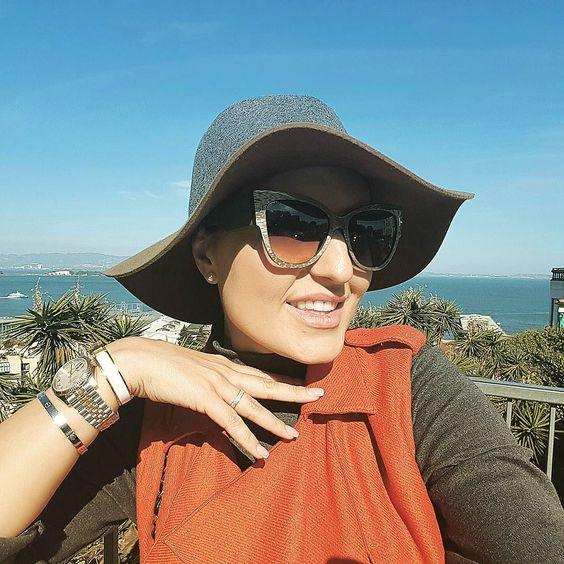 In love with San Francisco  #sanfrancisco #sfo #crewaroundtheworld #crewfie #crewlifestyle #smile #hat #zaracoat #armcandy #hermeshbracelet #Datejust #rolexlover #cartierbangle #cartierlovebracelet #tomfordanoushka #chanellambskin #chanelbag #stayfabulous  #stayclassy #tomfordsunglasses #traveling #travelinstyle #instatravel #instafashion by andaflorea