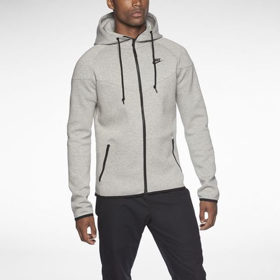 nike tech fleece windrunner sweat capuche pour homme prix promo nike store 80 00 ttc. Black Bedroom Furniture Sets. Home Design Ideas