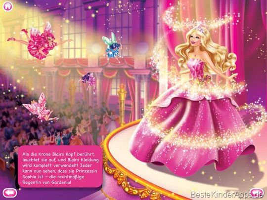 Barbie App Spiel iPad iPhone Maedels (21)