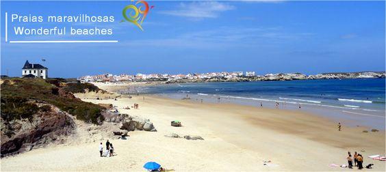 Portugal has wonderful beaches!