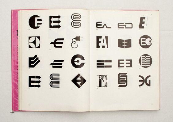 029.jpg (1600×1130)  TRADE MARKS & SIMBOLS Volume 1: Alphabetical Designs | YASABURO KUWAYAMA #logo #design #Inspiration #graphic #shape #best #awesome #typography #best #pactice0