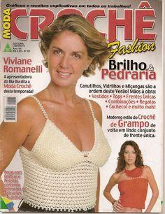 Revistas Moda Crochê - Elisiane Severo - Picasa-Webalben