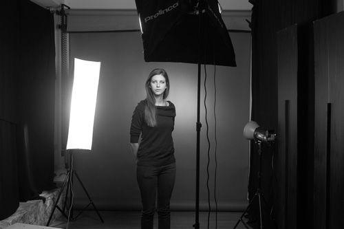 Tutoriel Photo : le portrait en studio, 4 plans d'éclairage pour réussir tous vos portraits - actualités photo, forum photo, tutoriels photo...