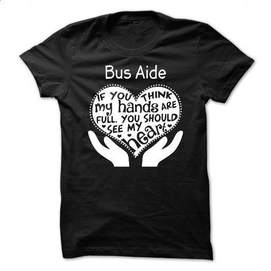 Bus Aide - #sweatshirts for men #boys hoodies. ORDER NOW => https://www.sunfrog.com/LifeStyle/Bus-Aide-87109221-Guys.html?id=60505