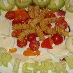 Essen für Kleinkinder lustig zubereiten #funnyfood