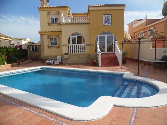4 bedroom villa for sale - Gran Alacant, Costa Blanca, Alicante