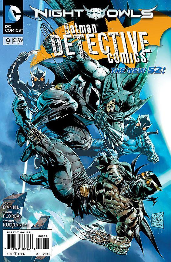 Comic Book Review: 'Detective Comics' #9
