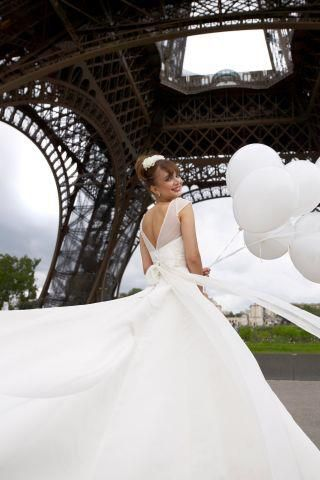 A wedding in Paris