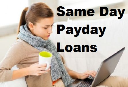 Same day payday loans can assist you live your life to the fullest. A few clicks and you can obtain money within no time.