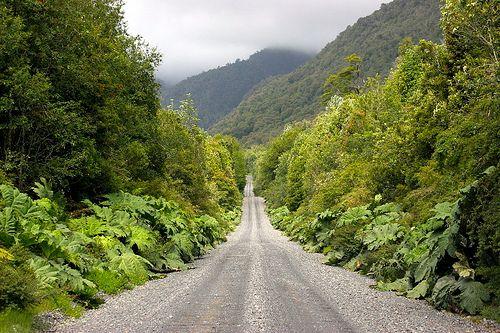 PATAGONIA CHILE Carretera Austral