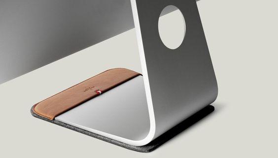 hard graft / iMac Slipper / Heritage