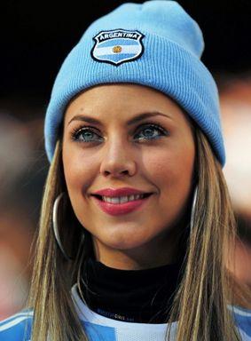 Hot argentina women