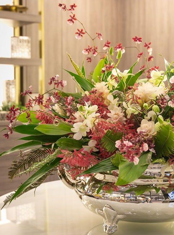 Pretty Flowers Arrangements Vases Decor Ideas Vasos