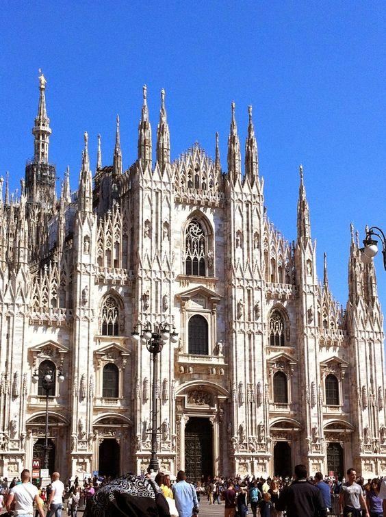 O Cantinho da Vaidosa.: Fim de semana em Milan #1