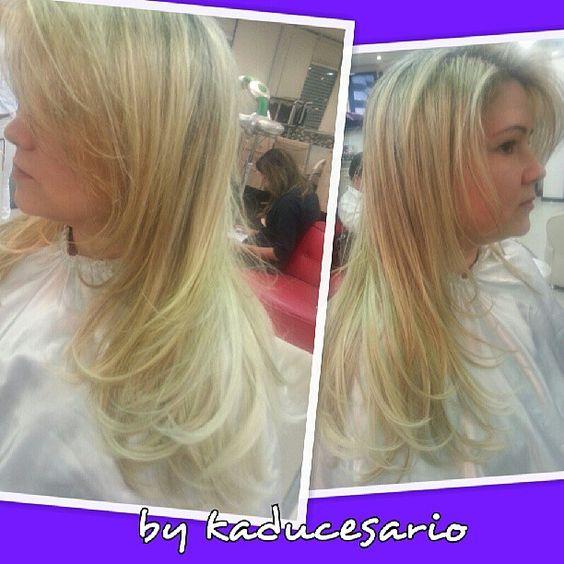 #ShareIG Galera acredite se quiser. ..esse cabelo e Mega hair... esse corte ficou fantástico e a coloração perfeita !! #expert #cut #hair #megahair #Especialista #corte #cabelo #megahair #alongamento #perfect !! #salão #pierrelouis #brasil #riodejaneiro