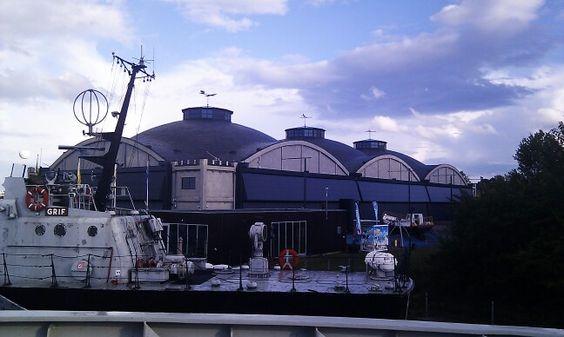 Museo del mar en Tallin