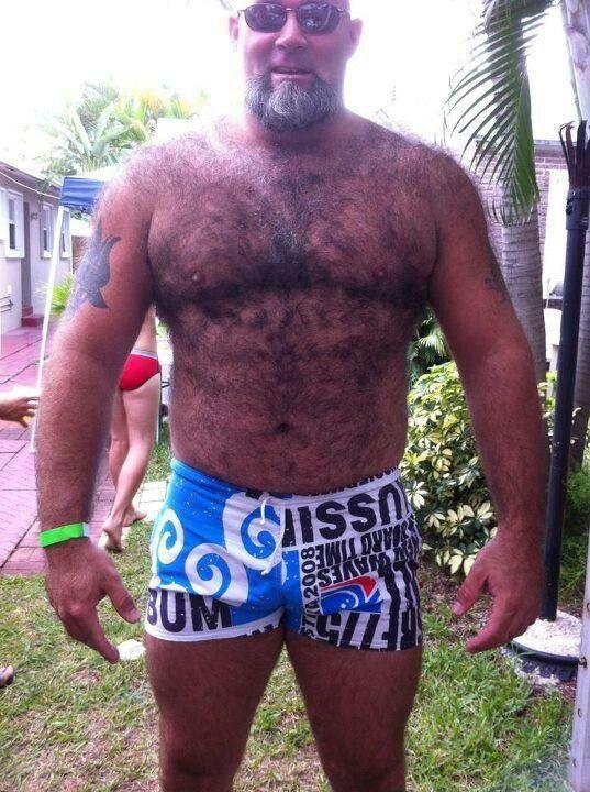 Older gay bear
