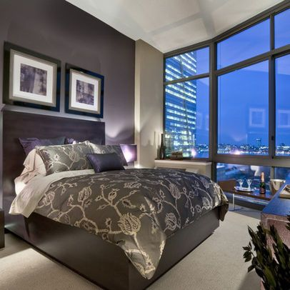 Bedroom Accent Walls To Keep Boredom Away Mauve Heavens