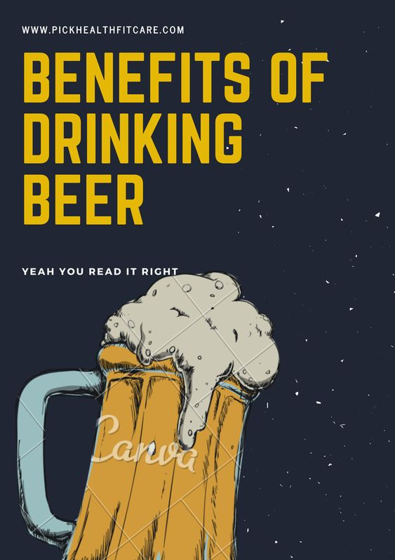 beer - health benefits of beer