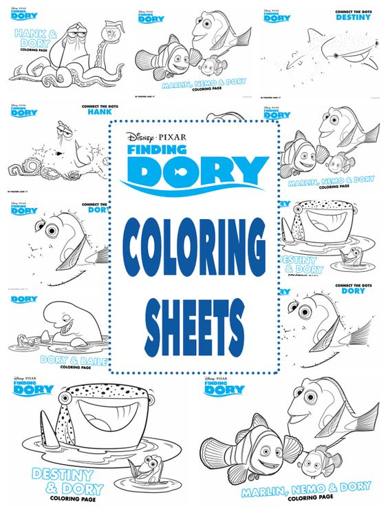 17+ best images about Year end on Pinterest Frozen, End of year - new pixar coloring pages finding nemo
