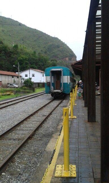 Estação Ferroviária de Ouro Preto em Ouro Preto, MG