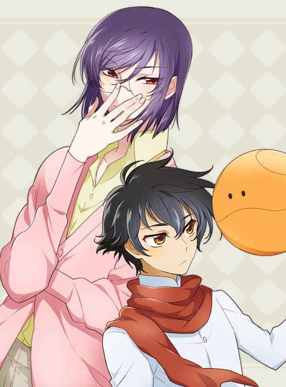 Setsuna and Tieria
