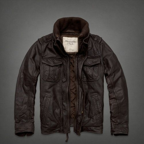 Mens real leather bomber jackets – Modern fashion jacket photo blog