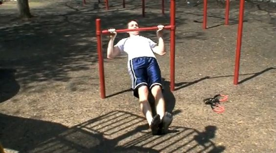 how to learn to do a pull up