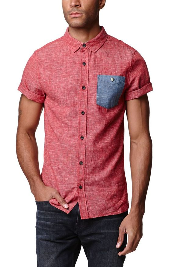 Cool Button Up Shirts For Men | Is Shirt