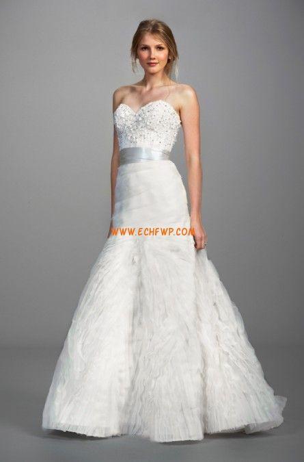 Brillant & Séduisant Eté Crystal détaillant Robes de mariée 2014