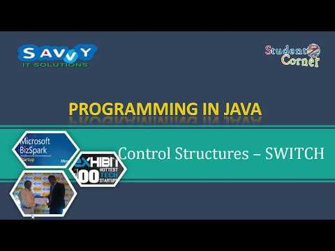 2020 Programming In Java Switch Case Part 4 In This Video We Explain About Switch Case General In 2020 Introduction To Programming Oops Concepts Web Technology