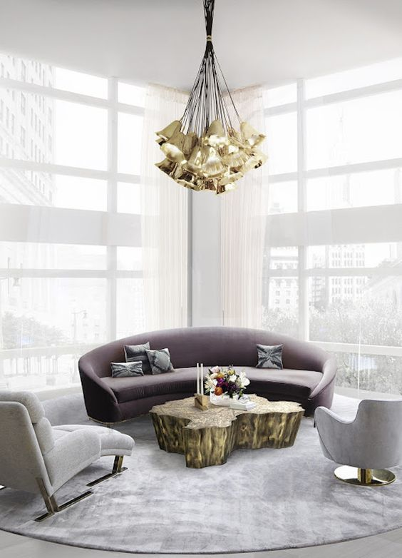 Living Room Inspirations #luxuryinterior #interiordesignideas #luxuryhomesinlosangeles @koket