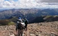 climb one 14er after another