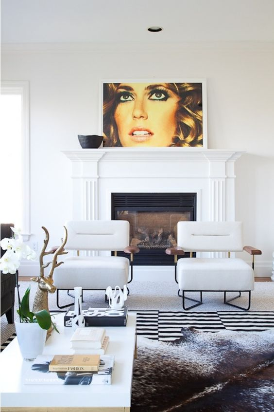 STYLING TIPS Layering Rugs, 4 Ways - Erika Brechtel: