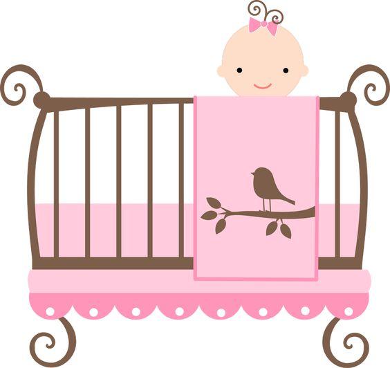 clipart baby cradle - photo #11