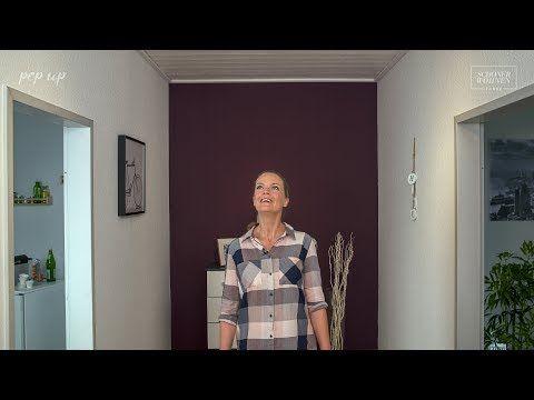 Raus Aus Dem Dunklen Mit Pep Up Renovierfarbe Fur Holzvertafelungen Machst Du Aus Braunen Holz Wanden Und Decken Eine Holzvertafelung Vertafelung Renovieren