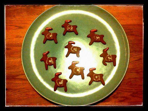 Al mal tiempo, buena cara. O como pasar un buen rato cocinando galletas de jengibre (Pepparkakor).