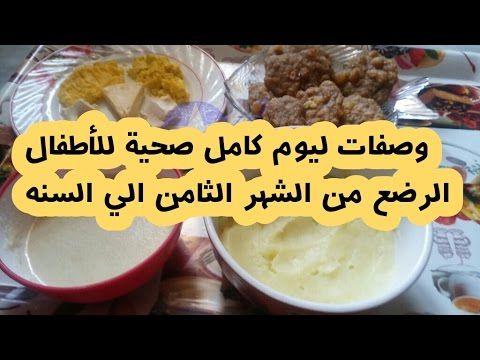 4 وصفات صحية للاطفال الرضع من الشهر الثامن الي السنة ليوم كامل مع كوكيز الشوفان بالموز Youtube Avo