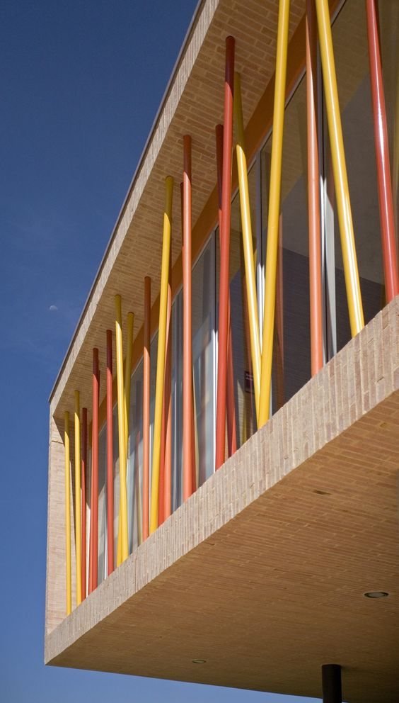 Colegio Los Nogales / Daniel Bonilla Arquitectos © Rodrigo Dávila
