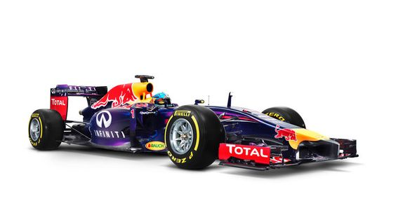 Infiniti Red Bull Racing RB10