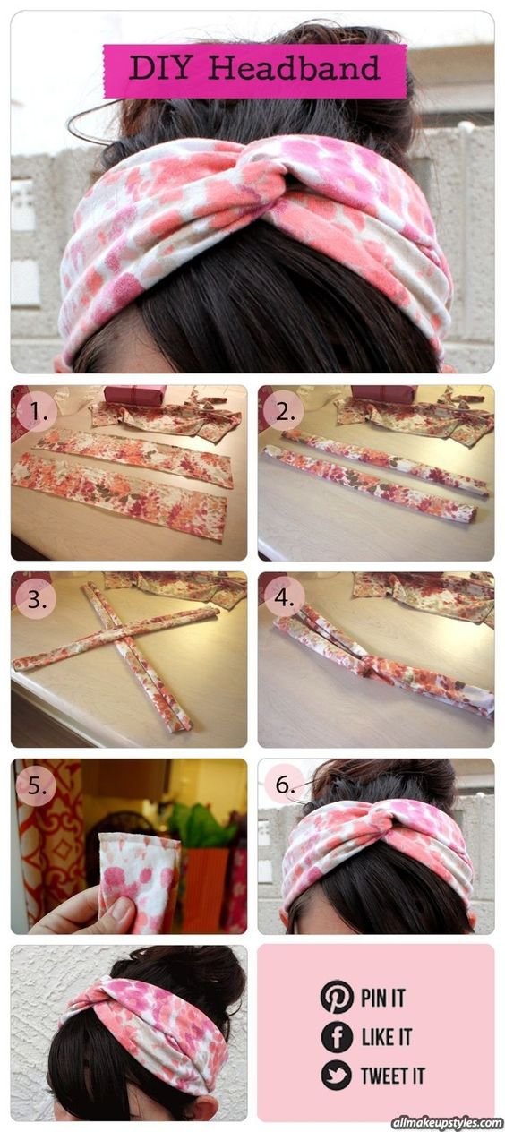 New idea to make diy head bands using simple wasted cloths. yes try with un wanted good conditioned cloths and made your homely diy fahion diy head bands simply. In this models is DIY twist headband.