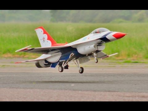 F-16 FIGHTING FALCON & HAWKER HUNTER - STEVE & DARRIN AT LONG MARSTON - ...