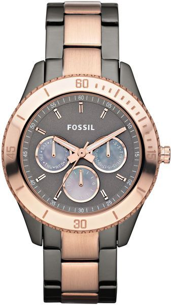 Fossil Stella Ladies Watch - Lyst