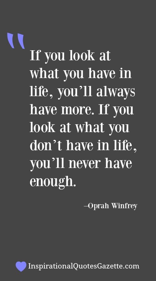 Inspirational Quote about Life and Happiness - Visit us at InspirationalQuotesGazette.com for the best inspirational quotes!: