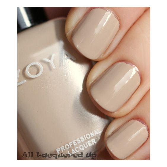 Zoya True Spring 2012 Nail Polish Collection Swatches Review ❤ liked on Polyvore