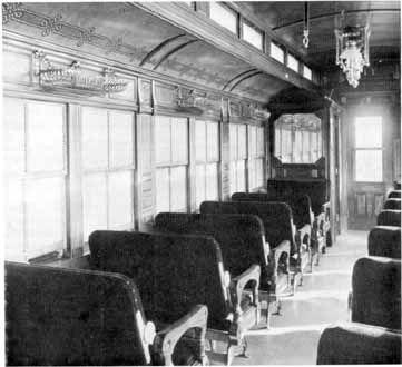 1912 passenger train interior - Google Search