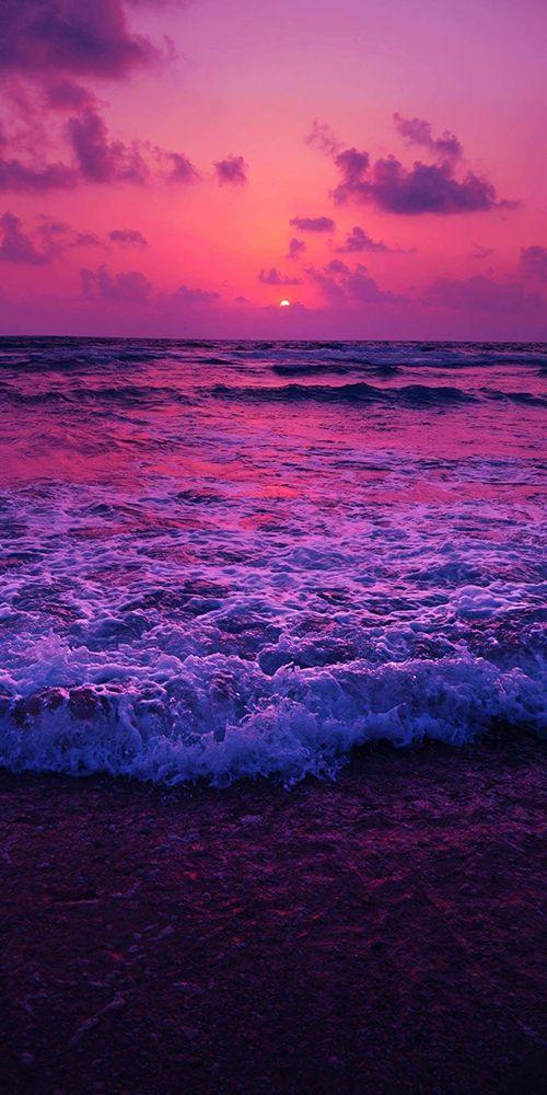Sundown Sunset Wallpaper Nature Wallpaper Sky Aesthetic