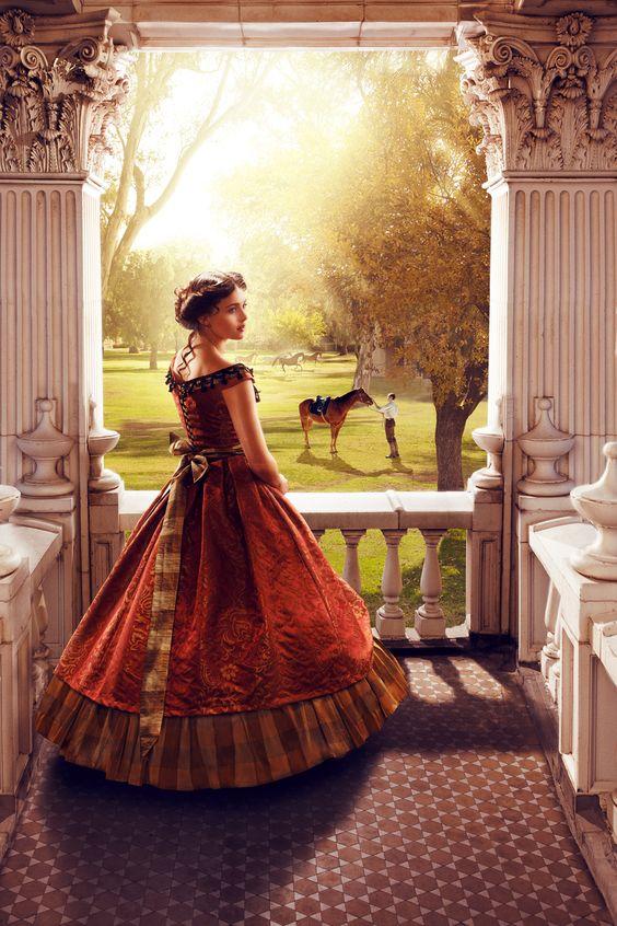 Michael Heath art - To Whisper her Name by Tamera Alexander